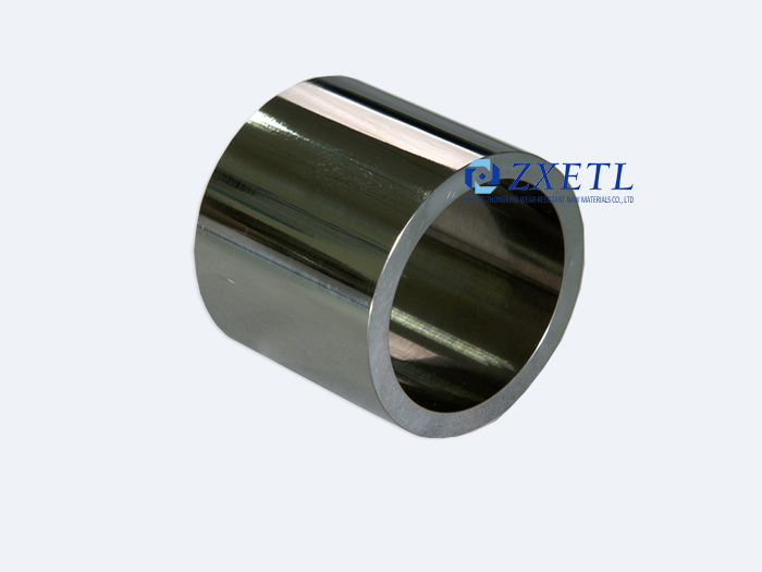 Tungsten Carbide Straight Tube Axle Sleeves