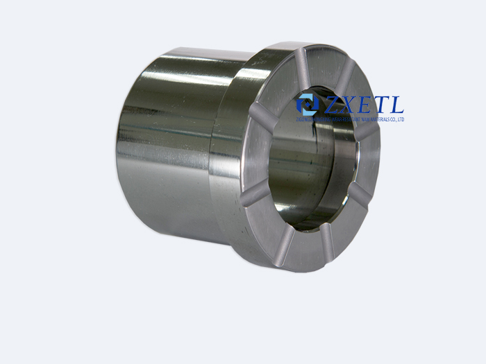 Convex-stage Axle Sleeve with Oil Groove