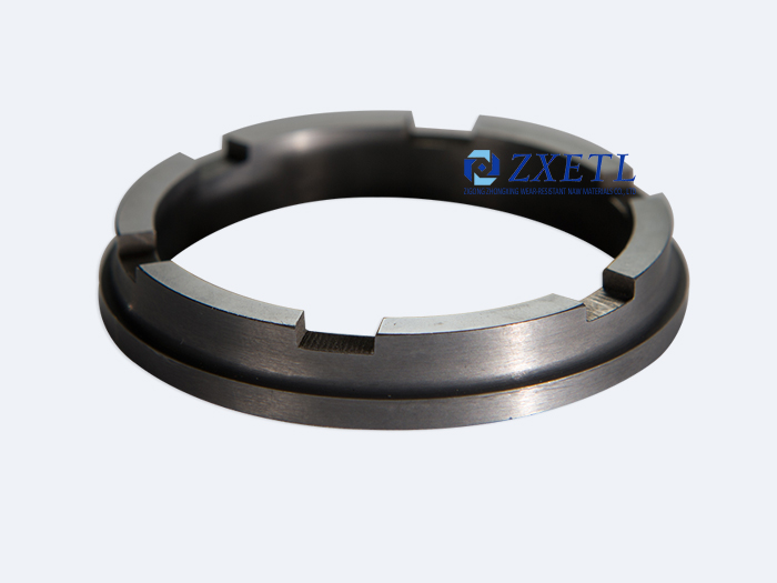 Cemented Tungsten Carbide Precision Seal-rings