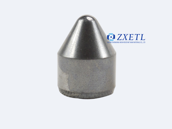 Tungsten Carbide Parabolic and Conical Inserts