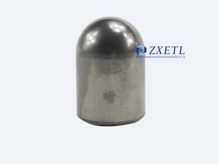 Tungsten Carbide Hemispheric Button Inserts