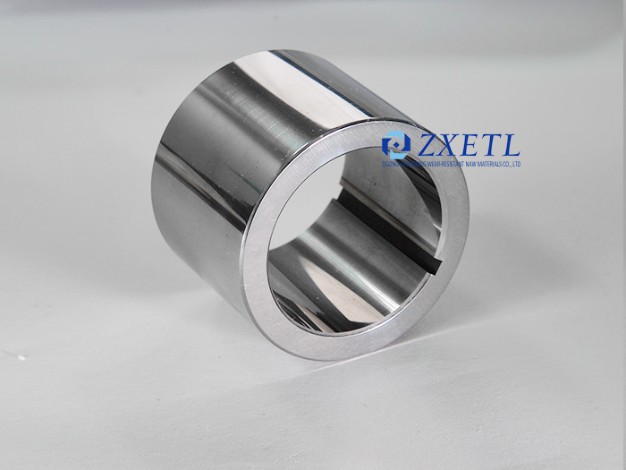 Cemented Tungsten Carbide Axle Sleeves
