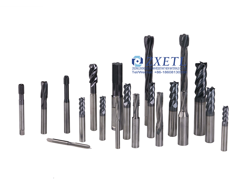 Cemented Carbide End Mills